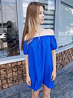 Легкое воздушное летнее платье ТМ Dives
