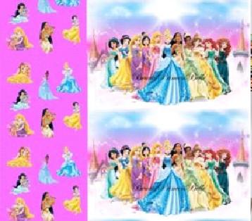 """Столик 60*46см + 2 стула """"Принцессы"""" - Many.Toys игрушки и товары для детей в Днепре"""