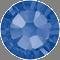 Кристаллы Swarovski SS3 Sapphire (206), 100 шт.