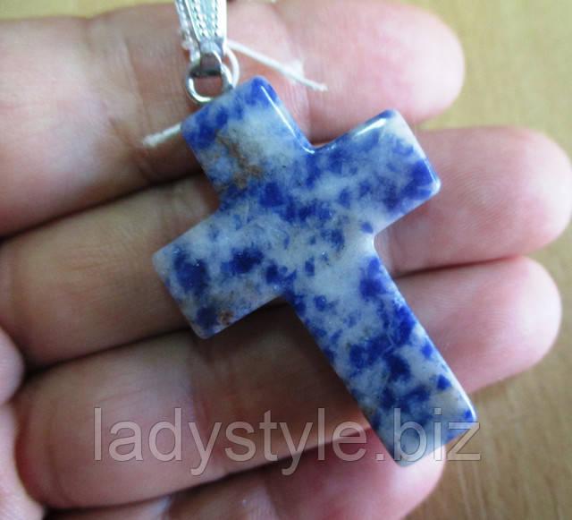 крестик лазурит купить сердечко подвеска кулон украшения натуральный агат признание в любви подарок