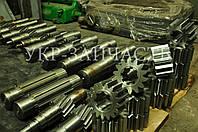 Изготавливаем шестерни, вал-шестерни, полумуфты, колёса, валы, обоймы под заказ