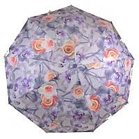 Зонт ручной женский полуавтомат