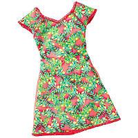 Модное  платье Барби Garden Party DWG07
