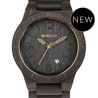 Часы WeWood Alpha Black Gold