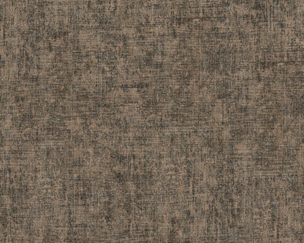 Обои горячего тиснения, темно-коричневые, виниловые 322611.