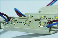 Светодиодные модули 3 светодиода герметичные