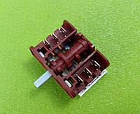 Переключатель четырехпозиционный BC3-09 / 16А / 250V / Т150 для электроплит        Турция, фото 1
