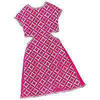 Модное  платье Барби DWG08