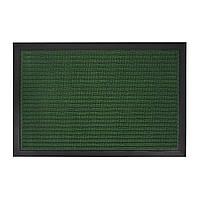 Коврик придверный с узором зеленый, полипропилен,ТМ МД, 40*60 см