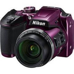 Цифровая фотокамера Nikon Coolpix B500 Purple (VNA952E1) (официальная гарантия)