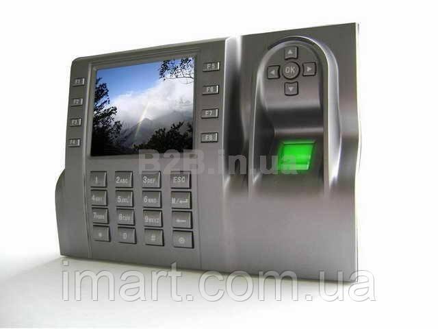 BS580 — терминал контроля доступа и учета времени