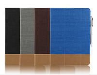 Чехол с кожаными вставками  для Asus Zenpad Z10 ZT500KL