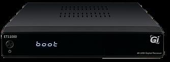 Спутниковый HDTV ресивер Galaxy Innovations GI ET11000 4K