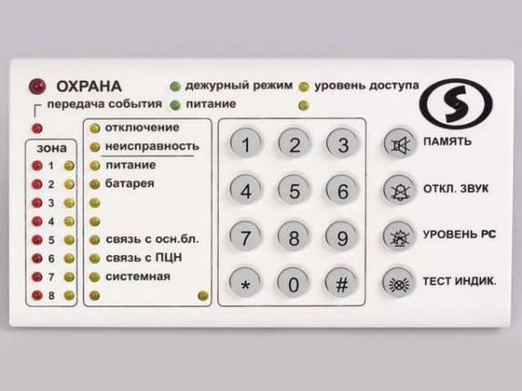 Светодиодная клавиатура Линд-9, фото 2