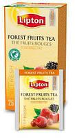 LIPTON Чай чорний Forest Fruit Tea зi шматочками ягiд в індивідуальній упаковці