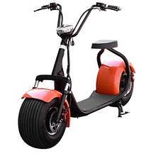 Электробайк Sity Coco 1000W 60V оранжевый
