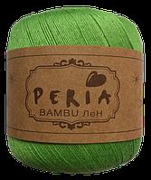 Пряжа Peria Bambu Лен 018