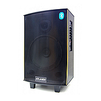 Bluetooth колонка Atlanfa AT-Q5 с микрофоном