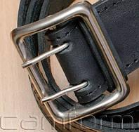 Пряжка на офицерский ремень никель