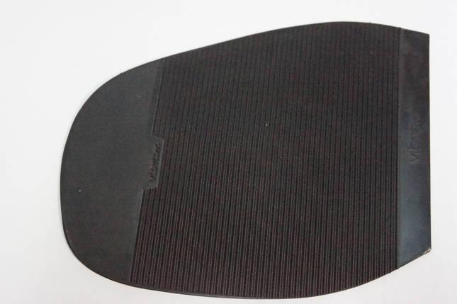 Подметка (Профилактика) резиновая VIBRAM  2336 черн. мал., фото 2