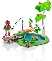 Пруд для рыбалки Playmobil 4008789068163