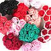 Розы из латекса