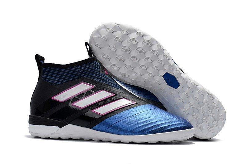 96fb88f6d172e1 Сороконожки adidas ACE Tango 17+ Purecontrol TF синие - Интернет-магазин