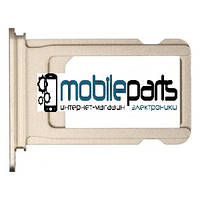Оригинальный Сим-карт Холдер (sim holder gold) для Apple iPhone7 Plus (Золотой)