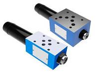 Прямой модульный редукционный клапан 30л/мин 31,5 MPa