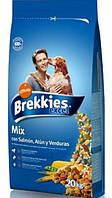Корм для собак Brekkies Excel Mix Fish