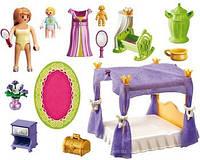 Опочивальня принцессы с колыбелью Playmobil