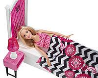 Набор Роскошная спальня Барби (Barbie Doll and Bedroom Furniture Set)