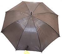 Мужской зонт Трость Полуавтомат