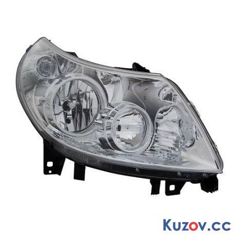Фара правая Citroen Jumper, Fiat Ducato, Peugeot Boxer '06-14 (MM)  1340663080