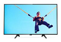 "Телевизор PhilipsSmart TV 43"", LED, Full HD, DVB-T/C/T2/S2, 2xHDMI, 2xUSB, Wi-Fi 43PFS5302"