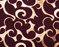 Мебельная ткань шенил  FLORY DK WINE ( производитель  Bibtex)