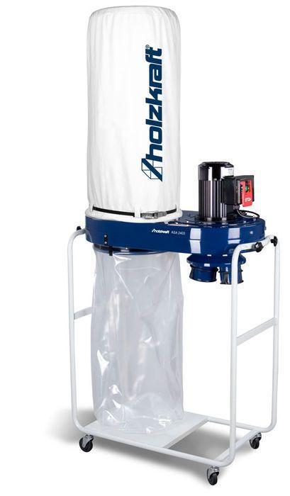 Промышленный пылесос Holzkraft ASA 2401 (1100 Вт)
