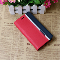 Чехол книжка для BQ Mobile BQS-5502 Hammer красный