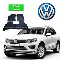 Автоковрики EVA для Volkswagen Touareg