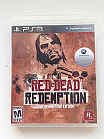 Видео игра Red Dead Redemption GOTY (PS3)