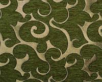 Мебельная ткань шенил  FLORY GREEN ( производитель  Bibtex)
