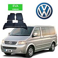 Автоковрики EVA для Volkswagen Transporter