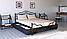 Кровать металлическая Кармен двуспальная, фото 8