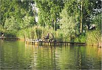 Рекреционный рыболовецкий комплекс «Три карася»