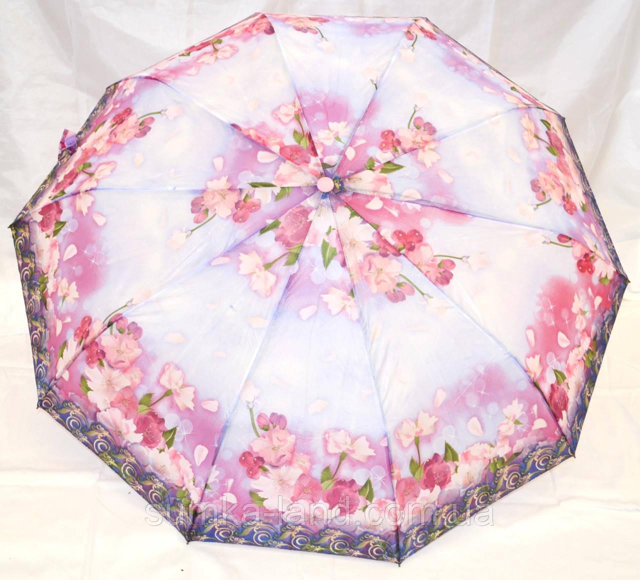 Женские зонты Полуавтоматы (12 цветов)