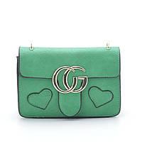 Клатч 9179-8 зеленый