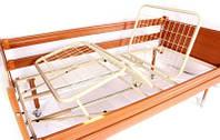 Кровать деревянная функциональная трехсекционная OSD-94