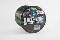 "Леска карповая Carp Zoom ""Bull-Dog"" (1000 м.) 0.35 мм."