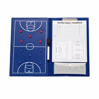 Планшет баскетбольный  Rucanor Coachingboard-B
