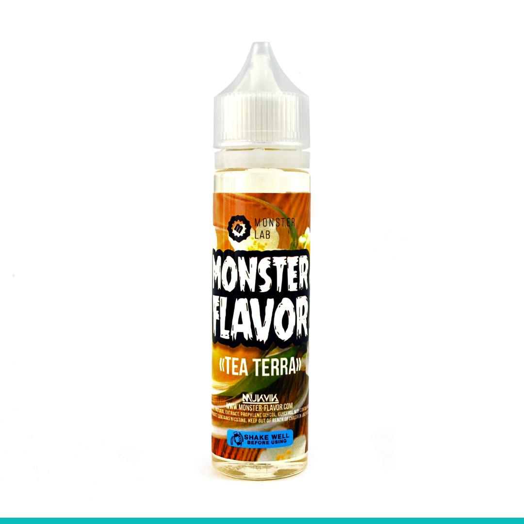 Жидкость Monster Flavor - Terra Tea (60ml)
